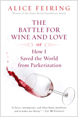 Alice Feiring Wine Book - The Battle for Wine and Love