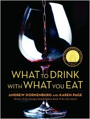 Dornenburg Page Wine Book - What to drink with what you eat
