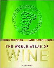 Johnson Robinson Wine Book - The World Atlas of Wine