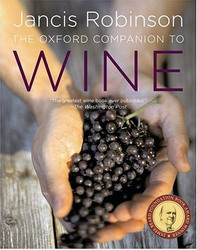 Jancis Robinson Wine Book - The Oxford Companion to Wine