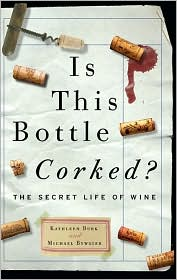 Burke Bywater Wine Book - Is this Bottle Corked