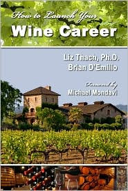 Tchach D'Emilio Wine Book - How to launch your wine career