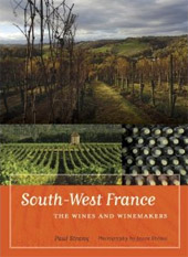 Paul Strang Wine Book - South-West France