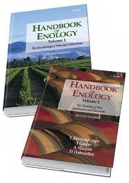 Ribereau Gayon Wine Book - Handbook of Enology